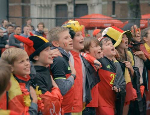 EK-Gekte in Antwerpen