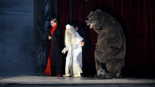 Fausto theater FroeFroe Zomer van Antwerpen