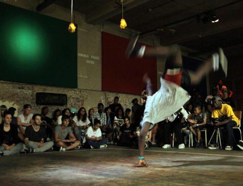 Zomer van Antwerpen: Urban Hall