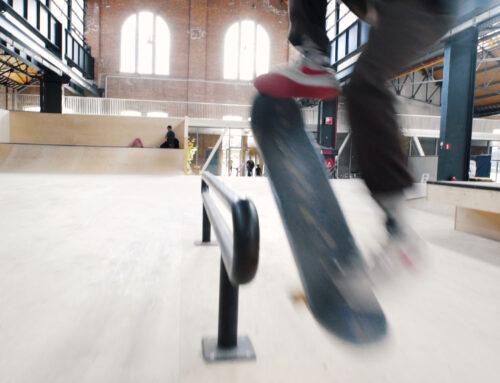 Skate Spoor Noord
