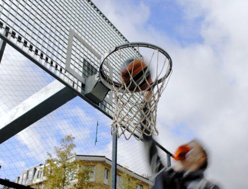 Basketbalpleintjes Antwerpen