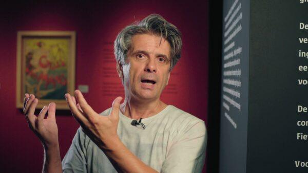 Karl Scheerlinck Letterenhuis Velodroom expo wieleraffiches