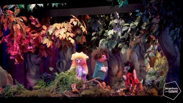 Borgerhouts Talent Week van de Amateurkunsten Poppentheater JoJo